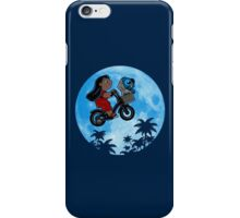 Stitch Phone Home iPhone Case/Skin