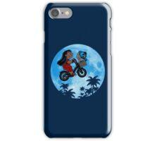 Stitch Phone Home iPhone Case/Skin
