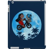 Stitch Phone Home iPad Case/Skin