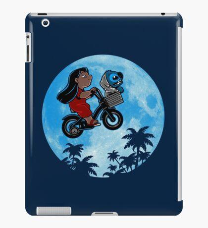 Stitch Phone Home iPad Case/Skin