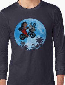 Stitch Phone Home Long Sleeve T-Shirt