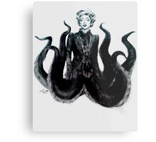 Ms Casper II Metal Print