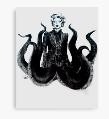 Ms Casper II Canvas Print