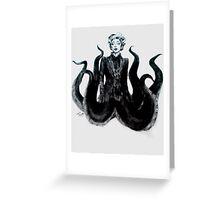 Ms Casper II Greeting Card