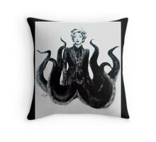 Ms Casper II Throw Pillow