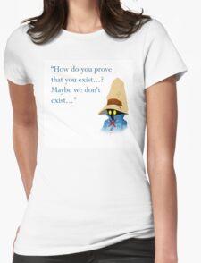 Final Fantasy 9 - Vivi Womens Fitted T-Shirt