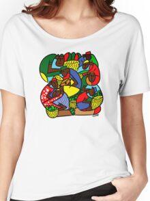 Machann Women's Relaxed Fit T-Shirt