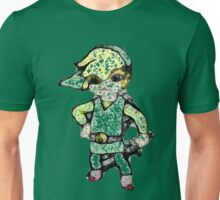 Scribbler Toon Link Unisex T-Shirt