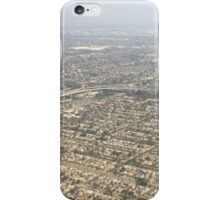 LA from Above iPhone Case/Skin