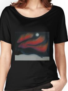 Signs of the Aurora Women's Relaxed Fit T-Shirt