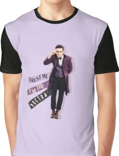 Trust me i m the doctor Graphic T-Shirt