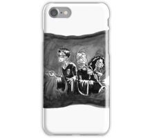 A Trio of Lumos iPhone Case/Skin