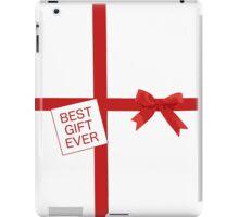 Best gift ever iPad Case/Skin