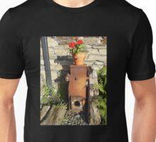 Corcreggan Mill Geraniums Unisex T-Shirt