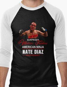 Nate Diaz Men's Baseball ¾ T-Shirt