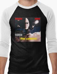 Moonman - The Lunatic Men's Baseball ¾ T-Shirt