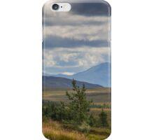 Highland cloudscape iPhone Case/Skin