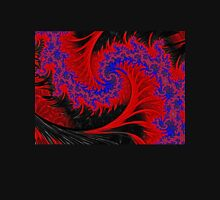 Flamenco Dancer - Fractal Art Unisex T-Shirt