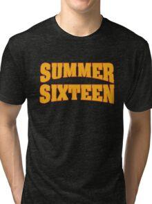 Summer Sixteen  Tri-blend T-Shirt