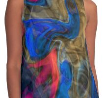 Whispering Scent Contrast Tank