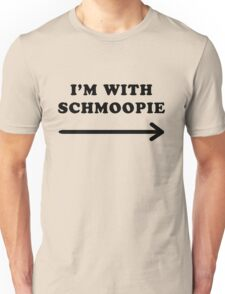 Gillian anderson im with schmoopie Unisex T-Shirt