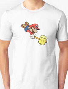 Paper Mario - Paper Mario Colour Splash Unisex T-Shirt