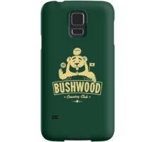 Bushwood (Light) Samsung Galaxy Case/Skin