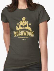 Bushwood (Light) Womens Fitted T-Shirt