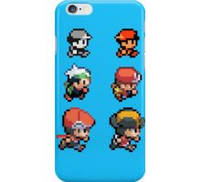 POKEVOLUTION - pixelart  iPhone Case/Skin