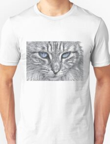 Blue eyes Unisex T-Shirt
