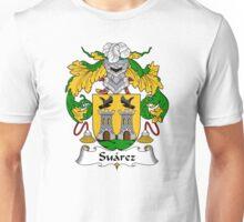 Suarez Coat of Arms/Family Crest Unisex T-Shirt