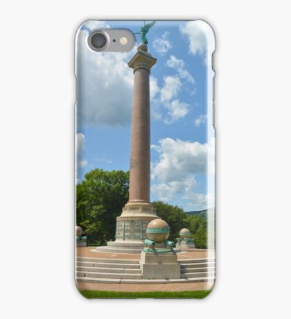 Battle Monument iPhone Case/Skin