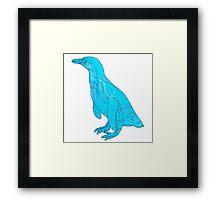 Penguin 3 Framed Print