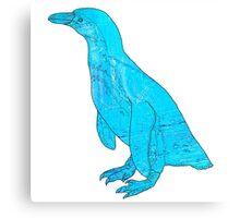 Penguin 3 Canvas Print