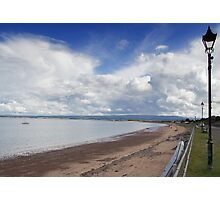 Couds over the Moray Firth Photographic Print