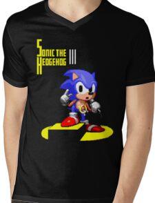 """The Fastest DJ"" Mens V-Neck T-Shirt"