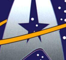 Starfleet Command Emblem Sticker