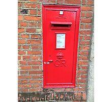 London Mail Photographic Print