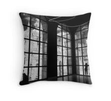 Milan Cathedral Throw Pillow