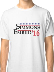 Simmons Embiid 16 Classic T-Shirt