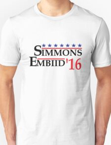 Simmons Embiid 16 Unisex T-Shirt