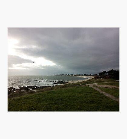 Shining Sea Photographic Print