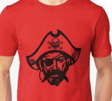 Black Corsair Unisex T-Shirt
