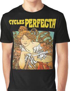 Mucha - Cycles Perfecta Graphic T-Shirt