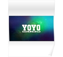 YoYo - You're on your own Poster