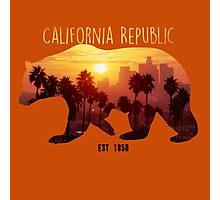 Cali Republic Photographic Print