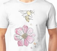 Bees are dying at an alarmingly fast rate Unisex T-Shirt