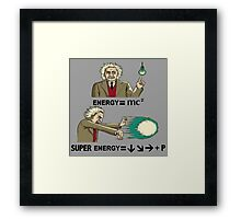 ~ Street Fighter: Super Energy ~ Framed Print