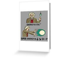 ~ Street Fighter: Super Energy ~ Greeting Card