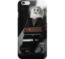 Palpatine's Apprentice  iPhone Case/Skin